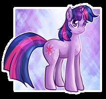 Twilight Sparkle by Aniritak