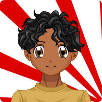 Johnny before he got his powers to become Batboy by sailorcancer01
