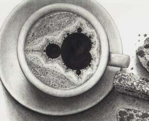 Endless Espresso by FineArtbyVaughn