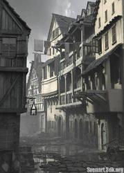 Winjard Slums by svenart