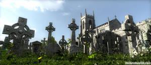 Appleby Graveyard by svenart