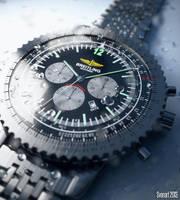 Breitling watch by svenart