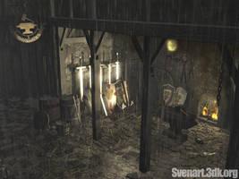 Blacksmith by svenart