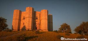 Castell Del Monte by svenart