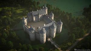 Chateau de Suscinio by svenart
