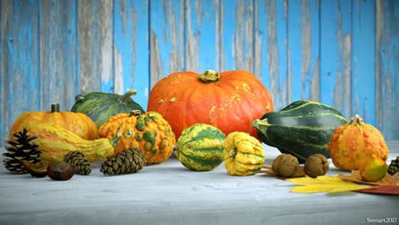 Colors of Autumn by svenart