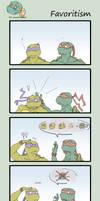 TMNT Comic 2 by LaLunatique