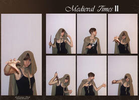 STOCK - Medieval Times 2 by LaLunatique