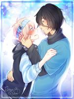[G] Shun and Fay by Elissya-chan