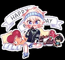 [OC] Happy Birthday by Elissya-chan