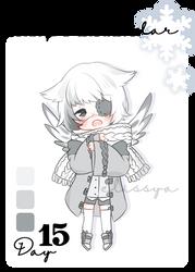 [CLOSED] Advent Calendar - Day 15 by Elissya-chan