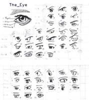 REFERENCE-Manga eyes by Aoi-Ne-Blue