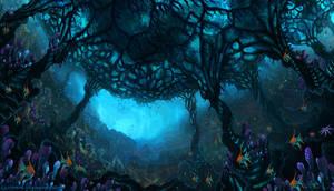 Underwater by Kiarya