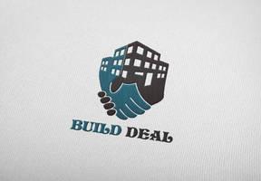 Build Deal Logo Design by NajborGraphics
