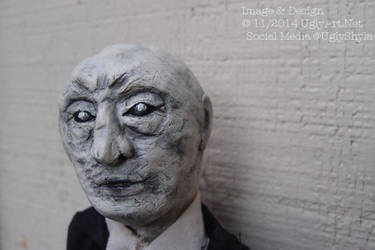 Slender Man Unmasked by uglyshyla