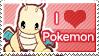 Pokemon Stamp by SeviYummy