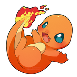 ChibiDex: #004 Charmander by SeviYummy