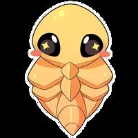 ChibiDex: #014 Kakuna by SeviYummy