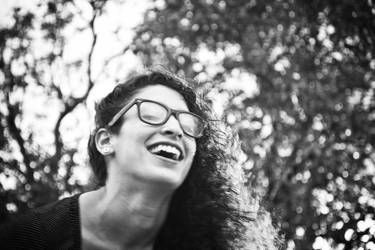 Her laugh by byfrankkk