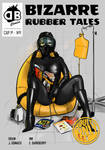 Bizarre Rubber Tales, cover by ElenaDarkBerry