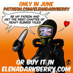 Bizarre Rubber Tales Full, Patreon Promo by ElenaDarkBerry