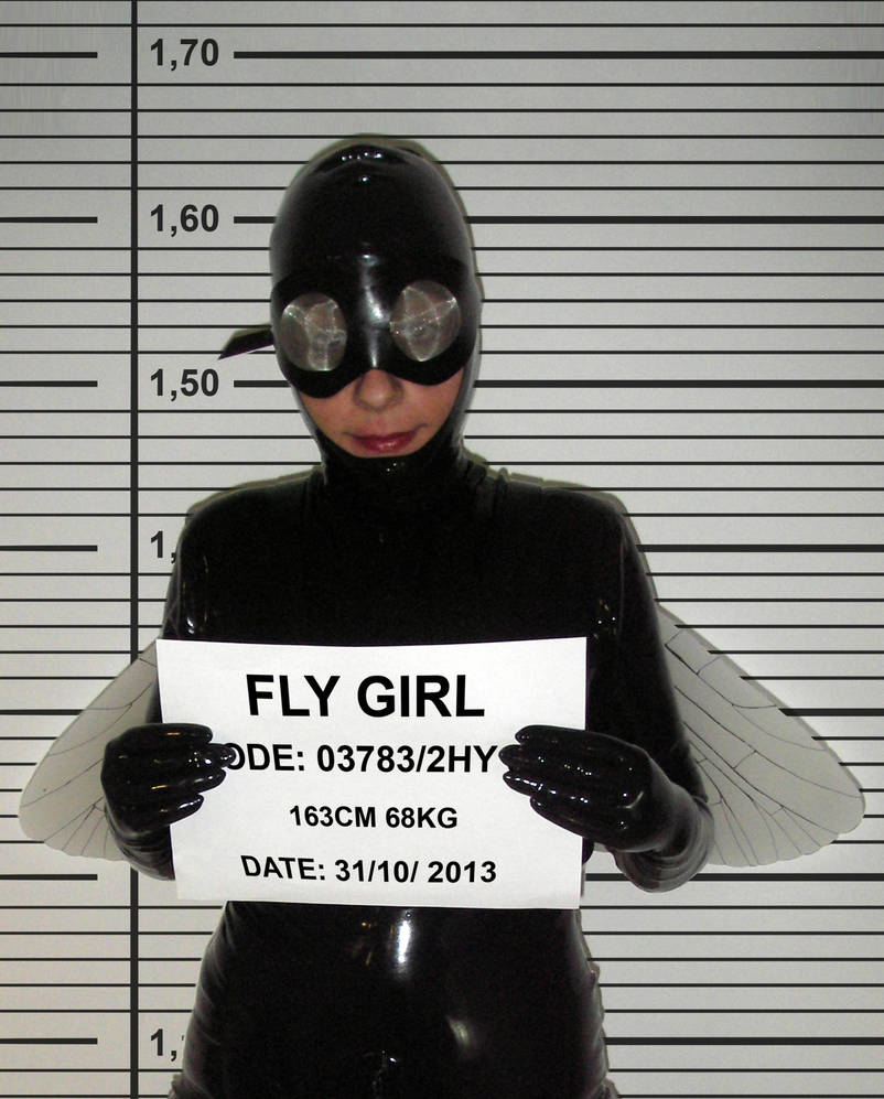Fly-girl cosplay by ElenaDarkBerry