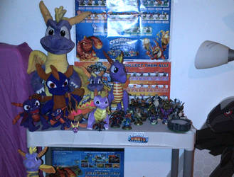 Spyro collection by TOADMA