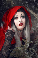 red riding hood by Robgrafix