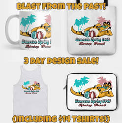 Blast From The Past - 3 Day Sale by Tigerdile