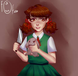omg fofa put that knife dOWn by Xfato0maX-2001