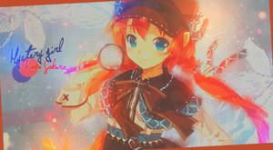Mystery Girl by Rioko-Sakura