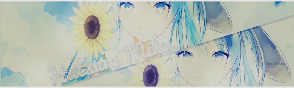 Miku Hatsune by Rioko-Sakura