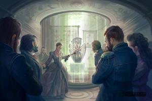 Spirit of Six Emperors Chapter Opener by JoelChaimHoltzman