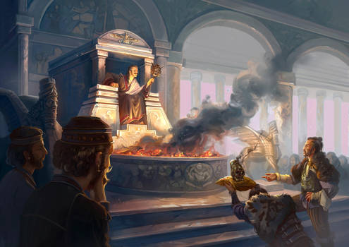 Relics of Dominion by JoelChaimHoltzman