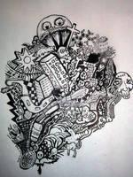 Doodle by 00Ratboy