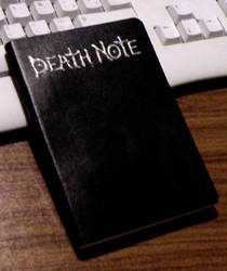 Death Note by girlinblack