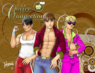 Coffee Connection by Hokane