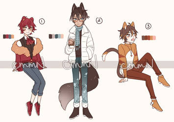 MEME ADOPTS - [CLOSED] by cmmn