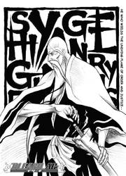 Bleach AC: Yamamoto Genryuusai by Bleach-AC