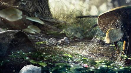 SPIDER WEBS by smartdrv