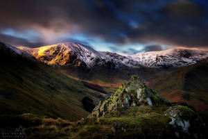 Middle Earth by PaulBullenLandscapes