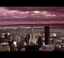 the city that never sleeps II by plejaden