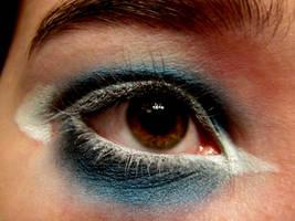 Ancestor Eyes: Darkleer by MadamMarauder