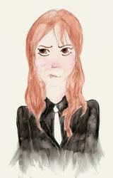 Cissnei (Watercolor Pencils) by Kya813