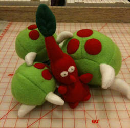 Metroid Attack by 64bitcrafts