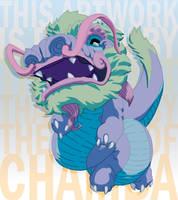 DragonChibi by theCHAMBA