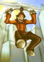 Go Go Gadget.. by theCHAMBA