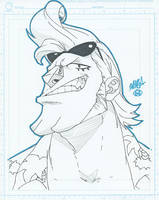 8x10 - Franky by theCHAMBA