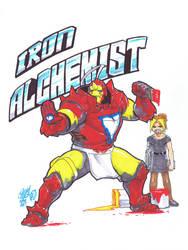 Iron Alchemist by theCHAMBA