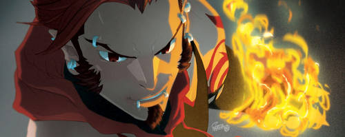feel the heat by theCHAMBA